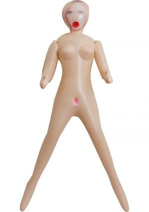 Vivid Briana Blow Up Doll 3 Hole