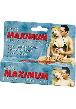 Extra Maximum Delay Lubricant