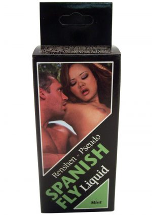 Spanish Fly Liquid Mint 1 Ounce
