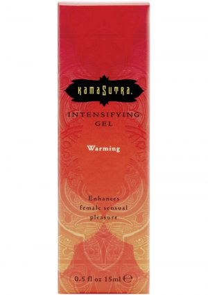 Intensify Plus Warming Female Arousal Gel .5 oz