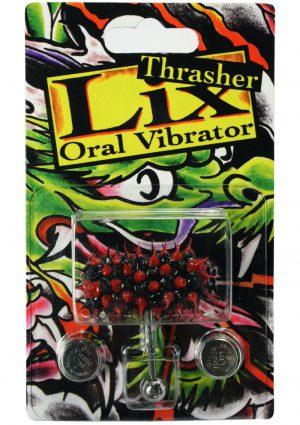 Lix Thrasher Oral Vibrator Tongue Ring