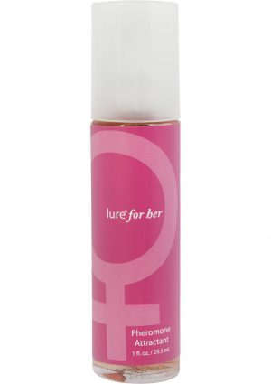 Lure For Her Pheromone Attractant Cologne Spray 1 Ounce