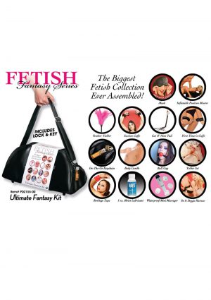 Fetish Fantasy Ultimate Fantasy Kit