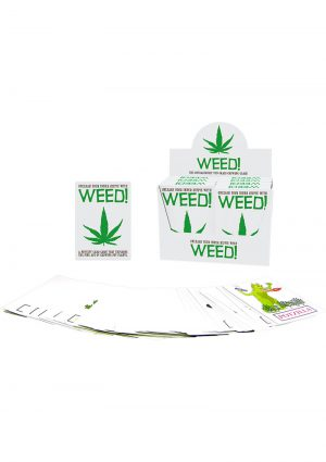 Weed The Card Game