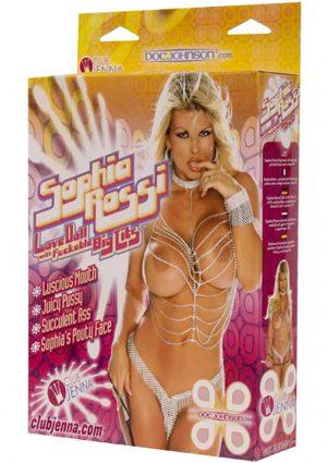 Sophia Rossi Big Boob 3 Hole Sex Doll