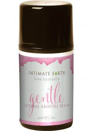 Intimate Earth Gentle Clitoral Stimulating Serum 1 Ounce