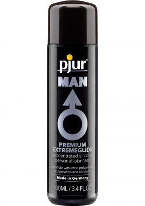 Pjur Man Premium Extreme Glide Silicone Lubricant 3.4 Ounce
