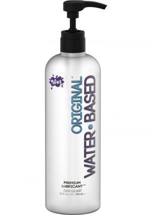 Wet Original 1 Quart 32 Ounces (pump)