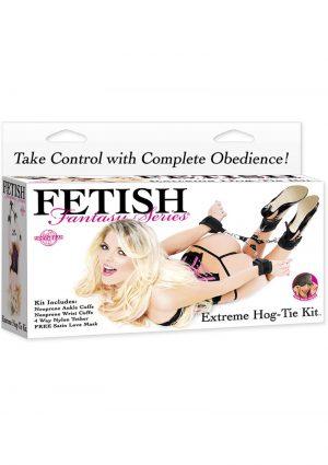 Fetish Fantasy Extreme Hog Tie Kit