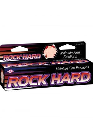 Rock Hard Maintain Hard Erections 1.5 Ounce Tube