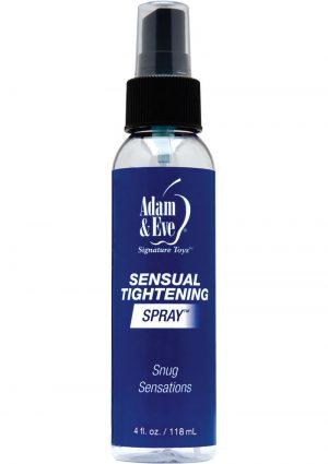 Adam and Eve Sensual Tightening Spray 4 Ounce