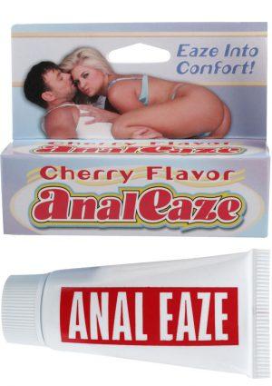 Anal Eaze .5 Ounce Cherry