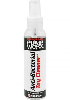 Pump Worx Toy Cleaner