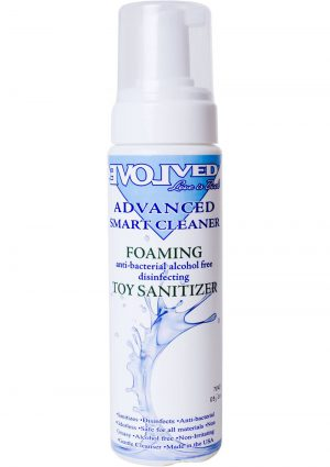 Smart Cleaner Foaming Toy Sanitizer 8 Ounce