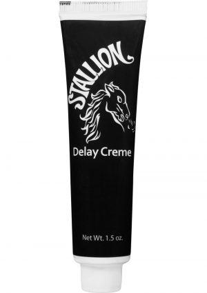 Stallion Delay Creme 1.5 Ounce