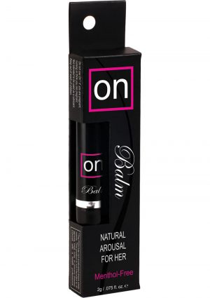 On Balm Natural Arousal For Her Single
