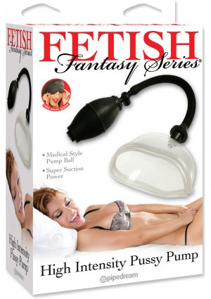 Fetish Fantasy High Intensity Pussy Pump