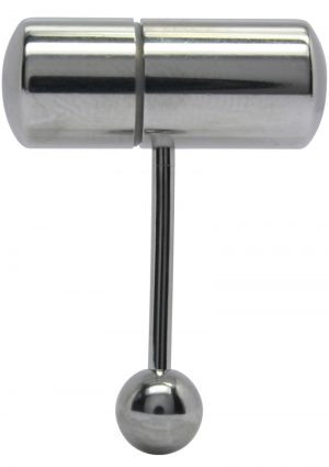 Lix Oral Vibrator Silver