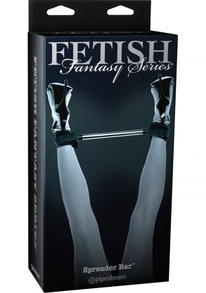 Fetish Fantasy Series Limited Edition Spreader Bar Black