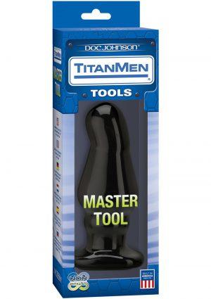 TitanMen Tools Master Tool Number 5 Black 6.6 Inch