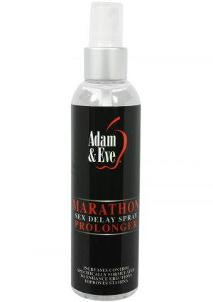 Adam and Eve Marathon Sex Delay Spray Prolonger 4 Ounce