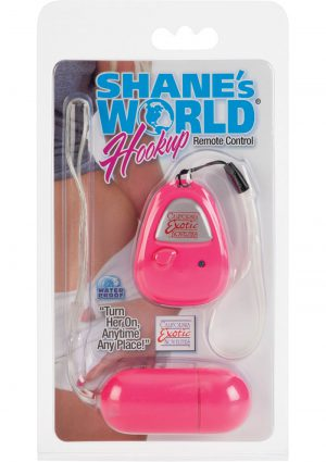 Shane`s World Hookup Remote Control Pink