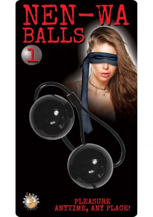 Nen Wa Balls 1 Waterproof Black
