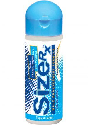 Size RX Male Enhancement Gel 2 Ounce