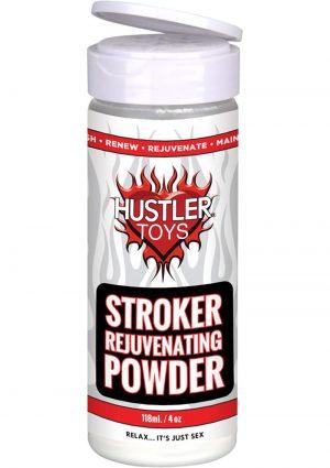 Hustler Toys Stroker Rejuvenating Powder 4 Ounce