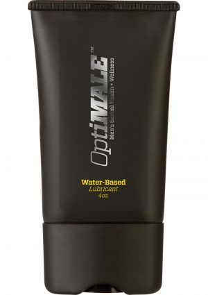 Optimale Water Based Lubricant 4 Ounce