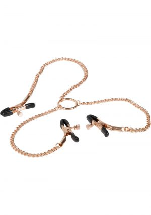 Entice Accessories Triple Intimate Clamps