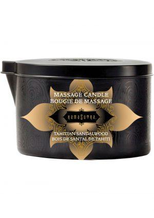 Massage Candle Tahitian Sandalwood