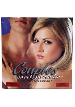 Couples Sweet Surrender His And Hers 2 Piece Set Passion Fruit