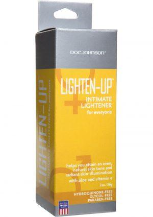 Lighten Up Intimate Lightener For Everyone Skin Cream 2 Ounce