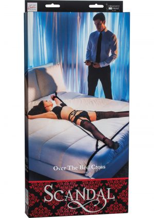 Scandal Over The Bed Cross Restraint