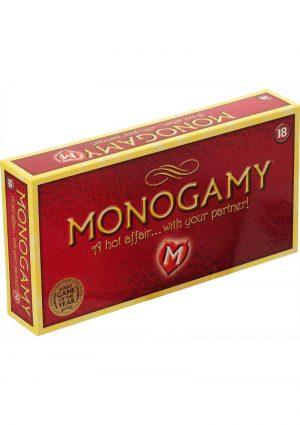 Monogamy Couples Board Game Spanish Edition
