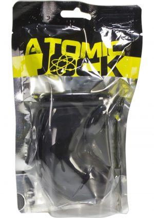 Atomic Jock Cock Lock Cock Cage Black