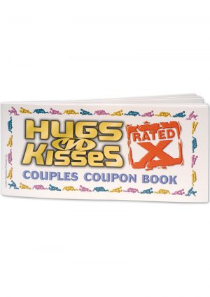 Hugs N Kisses X Rated Couples Coupon Book