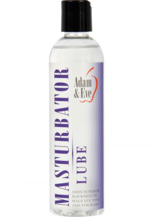 Adam and Eve Masturbator Lube 8 Ounce