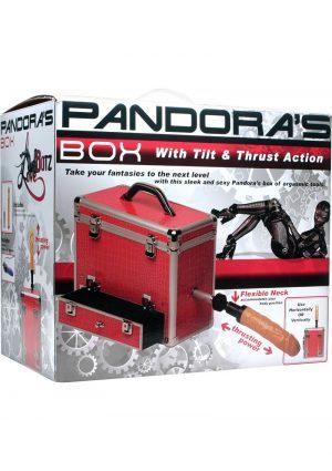 Love Botz Panodra`s Box Sex Machine