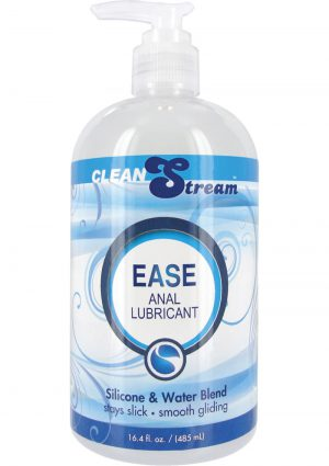 Clean Stream Ease Hybrid Anal Lubricant 16.4 Ounce