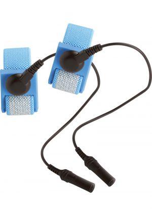 Zeus Electro Bands Penis Stimulation Blue