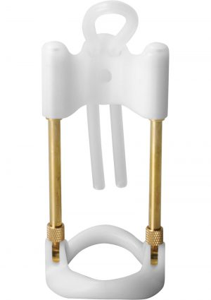 Size Matters Penis Enlarger System White
