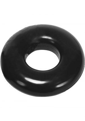 Atomic Jock Donut 2 Fatty Super Fat Cockring Black