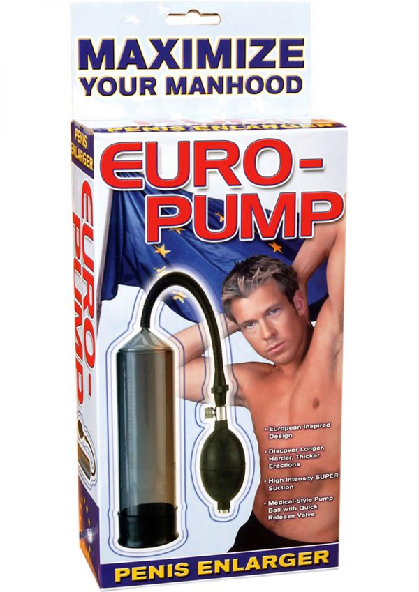 Euro Pump Penis Enlarger