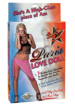 Paris Inflatable Love Doll