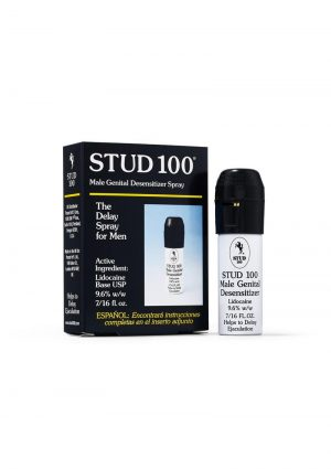 Stud 100 Male Genital Desensitizer Spray .44 Ounce