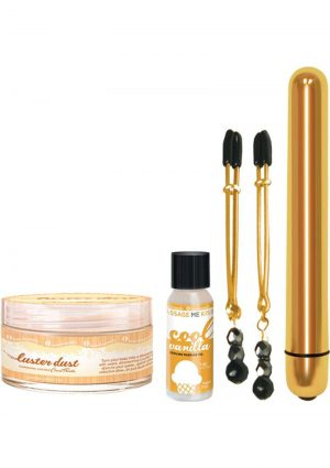 Kitsch Kits The Gold Digger Kit Gold