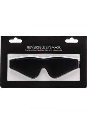Ouch Reversible Eyemask Black
