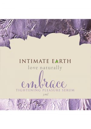 Intimate Earth Embrace Tightening Pleasure Serum 3 Milliliter Foil Pack